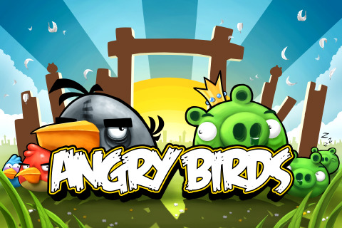 Why Angry Birds