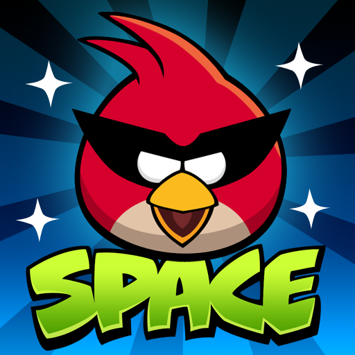 Иконка Angry Birds Space для PC